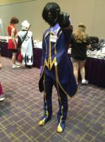 Ikasucon 2013 - Lelouch by GoodDokCosplay