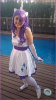 Rarity Cosplay 1 by Mikanchan