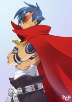 The Kamina You Believe In... by Robaato