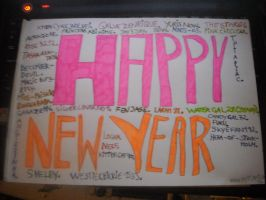 NEW YEAR 2011 FRIEND BANNER by camilah