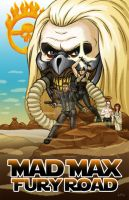 Mad Max: Fury Road by Red-Flare