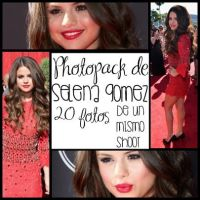 Selena Gomez Photoshoop by CutinaEditions