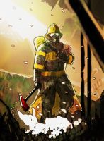 firefighterfhantom by unded