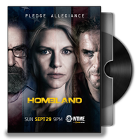 Homeland Season 3 by Natzy8