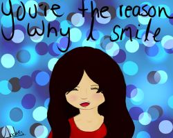why I smile by andreis98