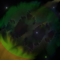 Fractal Universe by VictorianDoctor