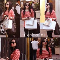 Demi Lovato Candids #1 by Teeffy