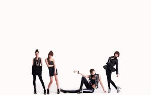 2NE1 FIRE Wallpaper by jaeliseop