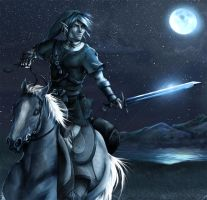 Midnight Ride by JenPenJen