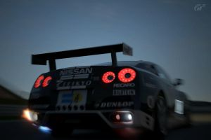 Nissan GT-R N24 GT Academy 12 1 by Kevster823