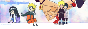 Cuarto Logo NaruHina by Sweet-Emotion-Forum