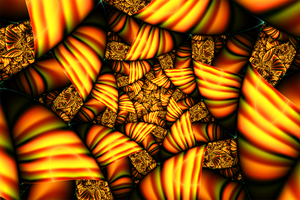 Fall Candy Spiral by chaotic-symmetry