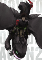 How to Train your Dragon 2 by xFarEastAlicex