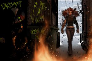 witchblade 151 landscape by johntylerchristopher
