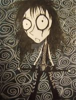 Alice Cooper Tim Burton by AlicesArtMaiden