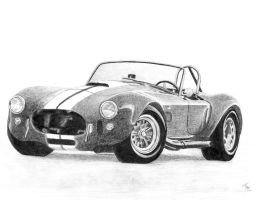 Shelby Cobra 427 by mikebontoft