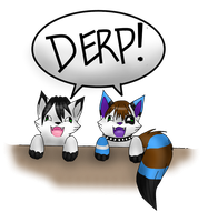 G: Derps be Derpin' by Chardove