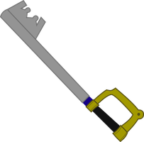 Keyblade Vector by UltimaCreations