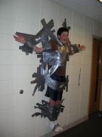 Crucified by Duct Tape by ellenoma