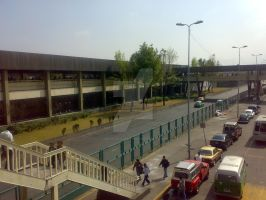 Metro Universidad by mefistofeles-th
