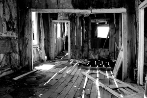 Abandoned and Lost by Aquophis