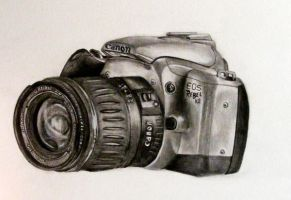 My Camera by betsymae92