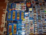 My Hotwheel Collection Close Up by HarvestorofSorrow
