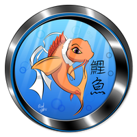 Koi by CowsterHam