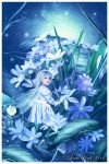 Blue Spring by Isriana