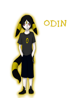 Odin - Gijinkas Contest by RobotsWithCookies