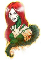 YJ Ivy by AnielaAbair