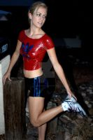 Adidas Body Painting 25 by Chutography