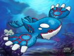 Kyogre by fearbronze