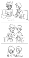 Most beautiful thing (according to Gaara) by kosmonauttihai