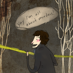 Sherlock is all about crimes by annit-the-conqueror