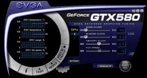 GTX 580 2 0 Blue Tech By LJV by LeandroJVarini