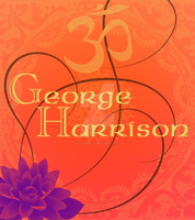 George Harrison Book Cover by hailingxjove