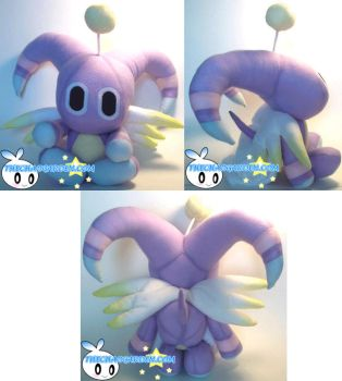 NiGHTs Chao Plush by BriteWingz