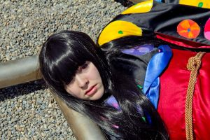 Ai Enma Close up by Harvest-Hearts