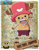 Tony Tony Chopper by pein444