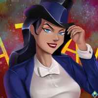 Zatanna by SuperSaiyan3Scooby