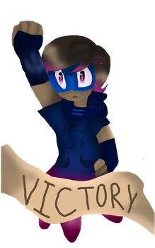 VICTORY by Puppetermansion