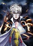 One Punch Man by Super-Furet
