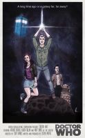 Doctor Who - Rory Williams is the Man by mikefeehan