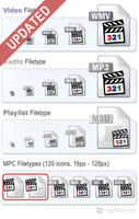 xpAlto Media Player Classic by graywz