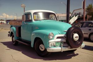 Chevy 3100 by RollingFishays
