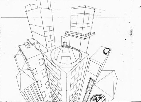 Fish Tank N Sw  City Of Future as well 3pointperspective together with Perspective2 moreover Bed7 further Drawing Perspective. on 2 point perspective drawing from floor
