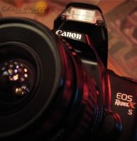 Canon EOS Rebel XS by hertbonfaroff