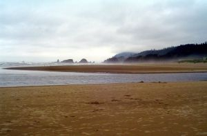 Cannon Beach by CGT