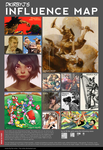 DKIRBYJ's Influence Map by dkirbyj